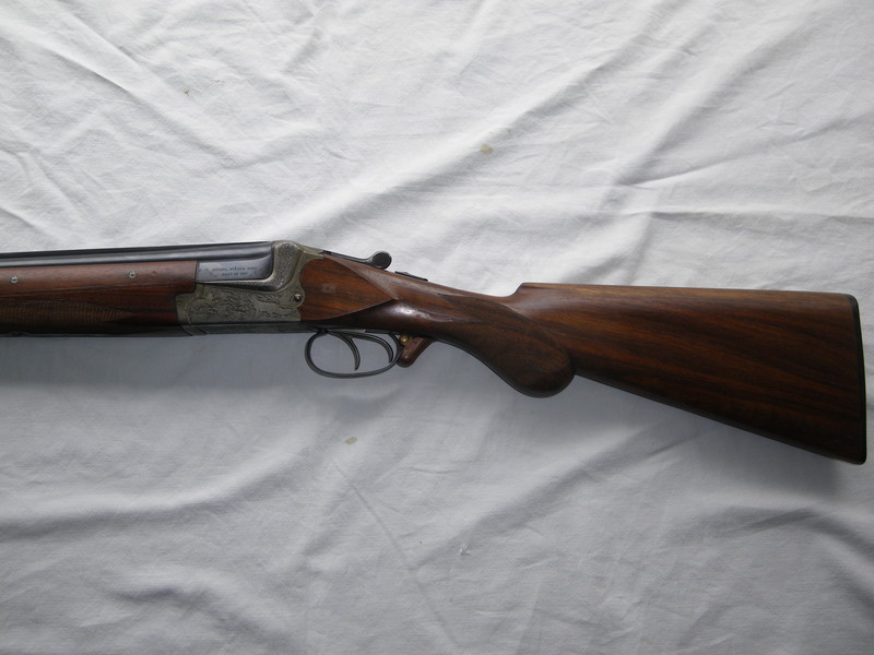 1ace419227a Fusil superposé occasion Merkel - arme chasse - armurerie caen ...